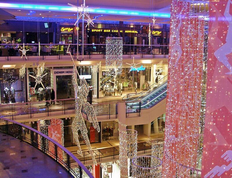 шопинг в Чехии